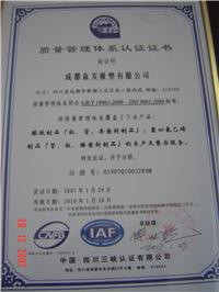 ISO 9001-2000质量管理体系