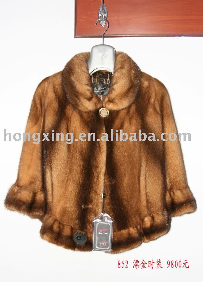 fur clothes