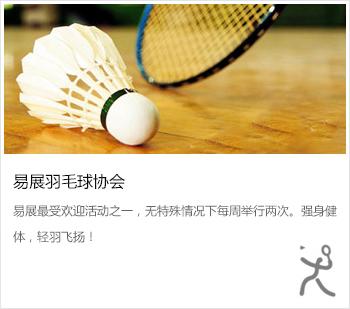 易展羽毛球協會
