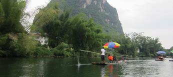 2011年6月3日:易展出游?尋找陽朔美麗的艷遇!