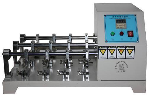 皮革耐挠性试验机