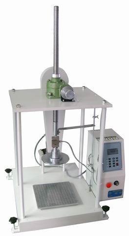 泡棉压缩应力试验机