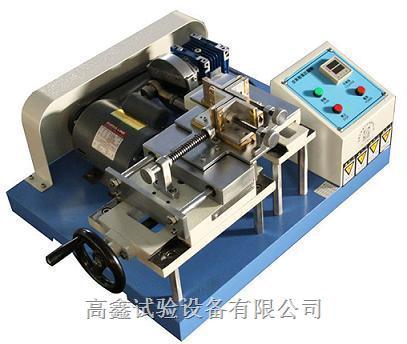 皮革耐揉试验机