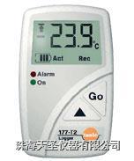 德国德图电子温度记录仪 testo 177-T3