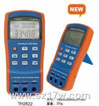 TH2822 TH2822A TH2822C 手持式数字电桥 TH2822C 100KHz手持式LCR表 参数 价格
