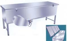 不锈钢解剖台手术台及制品