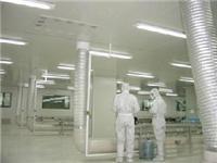 杭州净化工程-嘉兴净化工程-平湖洁净无尘室改造