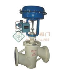 气动薄膜衬氟调节阀 ZMAPF/ZJHPF
