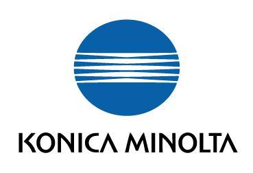 Konica Minolta(柯尼卡美能达)