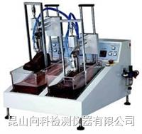 整鞋防水试验机 Full shoe flexing machine XK-3024-B