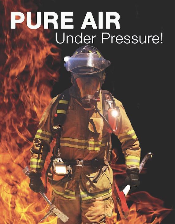 高壓呼吸壓縮機(High Pressure Breathing Compressor)