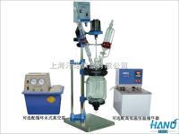 小型双层玻璃反应釜 1L-5L