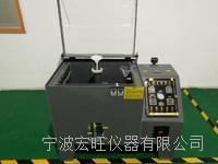 全透明材料盐雾试验机生产销售维修 HW-60TM