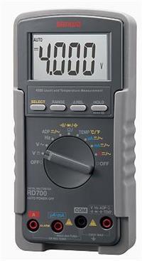 RD700数字万用表 RD700