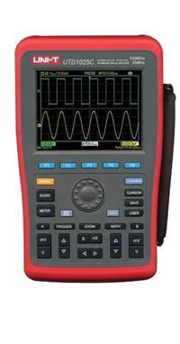 UTD1025C手持式数字存储示波表 UTD1025C