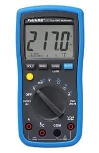 FT217宽频响真有效值万用表 FT217