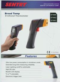 TN660红外测温仪 TN660