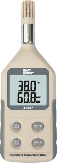 温湿度计AR837 AR837