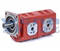 CBG2080/2063,CBG2100/2032,CBG2100/2040,双联齿轮泵,高压齿轮泵,铸铁齿轮泵