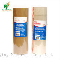 shenzhen bull packaging super clear tape bopp packaging tape