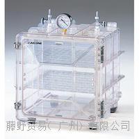 亚速旺真空防潮箱  MVD-100 成形真空デシケーター DESICCATOR VACUUM ASONE MVD-100