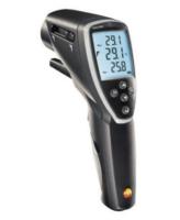 testo 845红外测温仪集成湿度测量模块