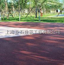 广东厂家直销水泥压膜 彩色透水混凝土